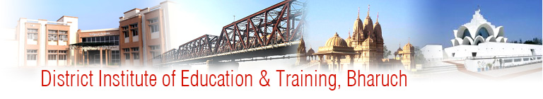 Dictrict Institute Of Education And Trainning, Bharuch